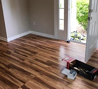 Hardwood Floor Refinishing & Installation Atlanta
